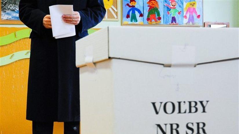 voľby, urna