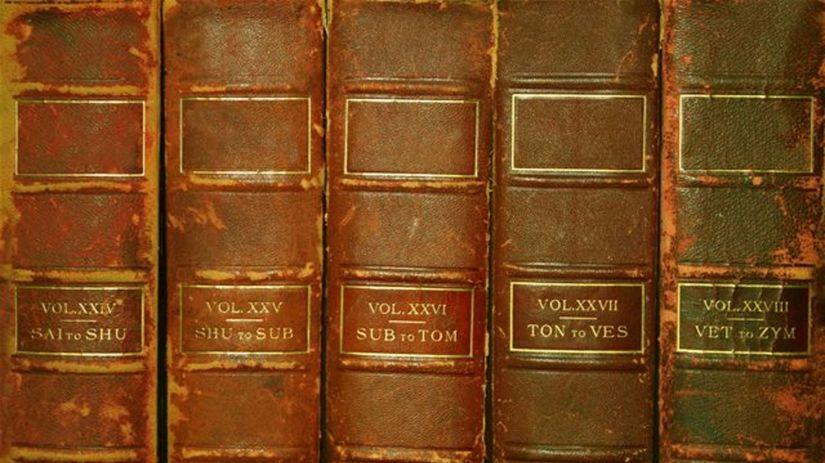 encyklopédia Britannica