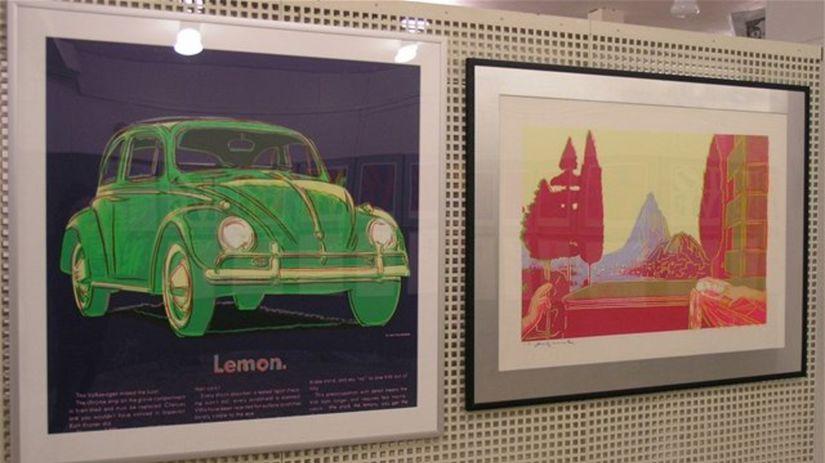 Andy Warhol: Volkswagen a Zvestovanie