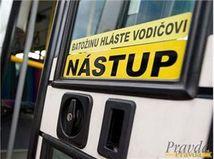 (typo - nepouzivat v orise) Autobus, nástup, cesta, zamestnanie