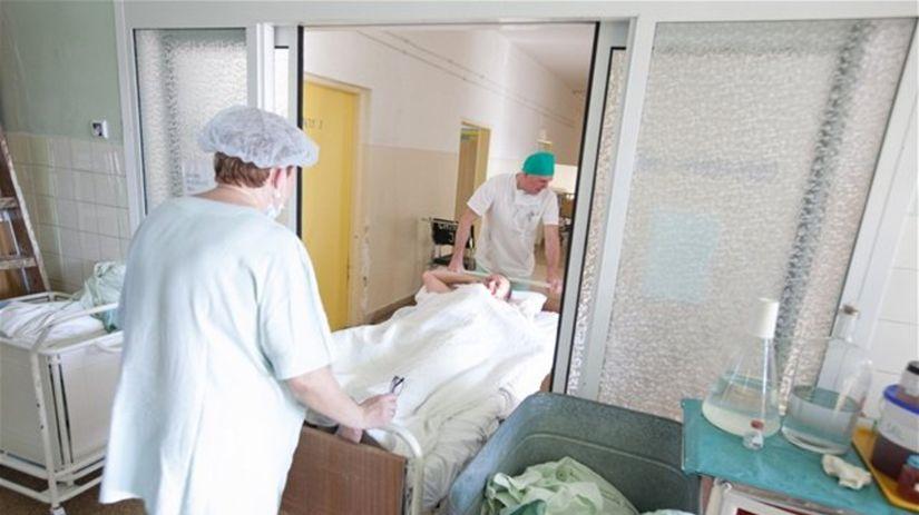 nemocnica, zdravotná sestra, pacient, lekár