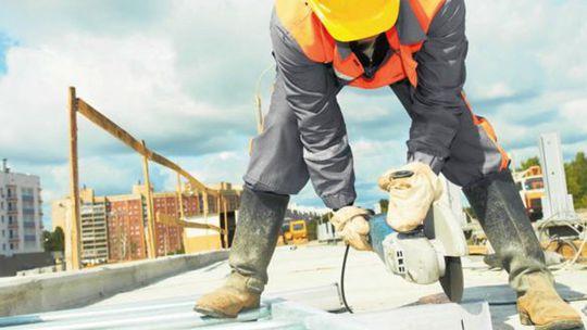 Stavba, stavebníctvo, práca