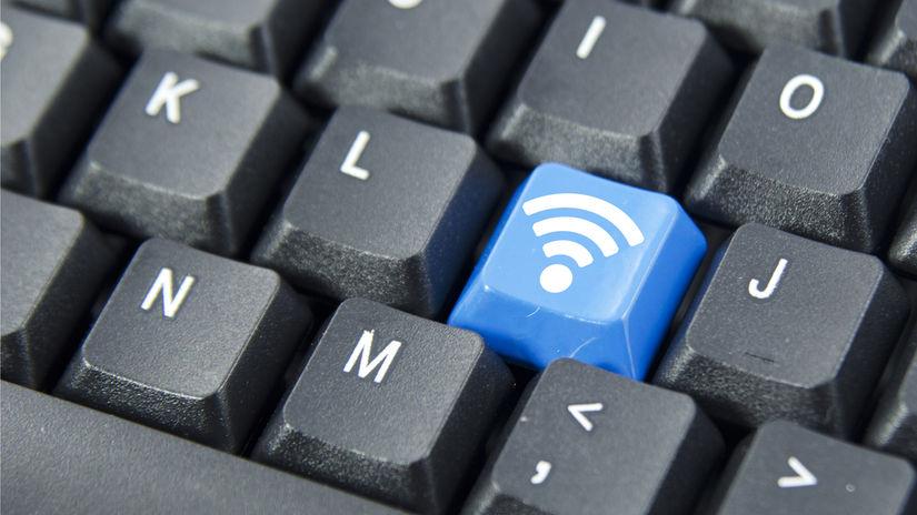 klávesnica, Wifi, bezdrôtová sieť, internet,...