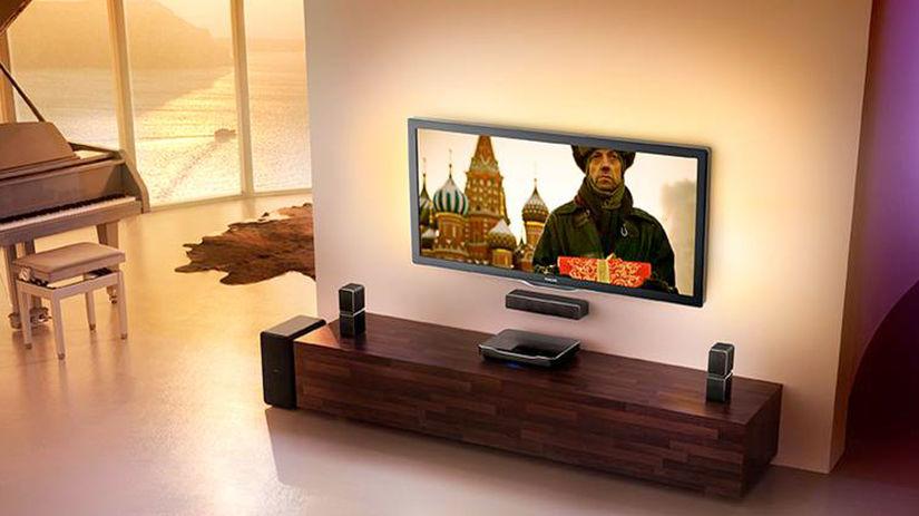 Televízor, byt, bývanie, interiér