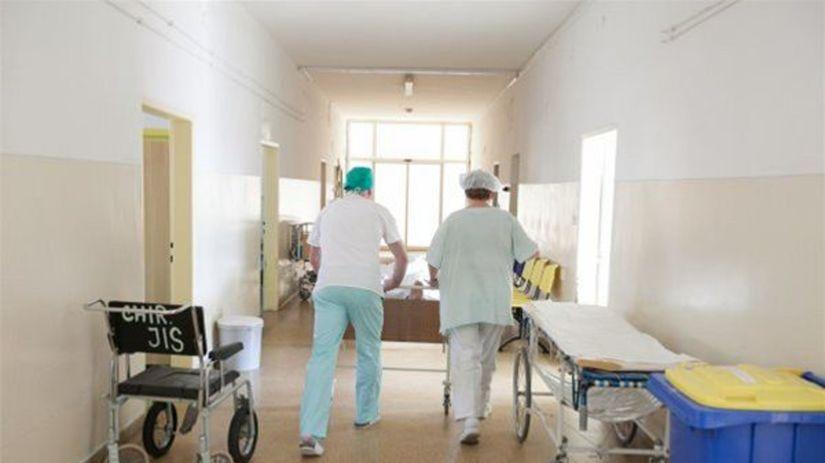 nemocnica, lekár, pacient