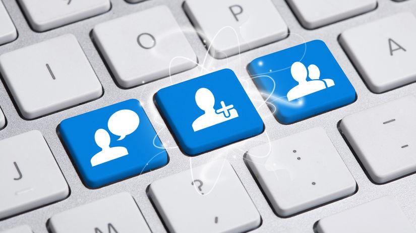 facebook, sociálna sieť, like, chat,...