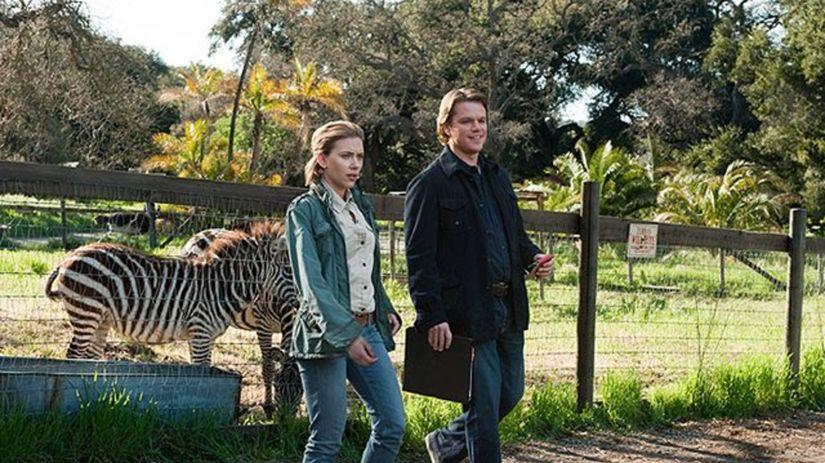Scarlett Johanssonová a Matt Damon zachraňujú...