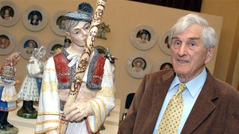 Ignác Bizmayer oslavuje 20. apríla deväťdesiatku.