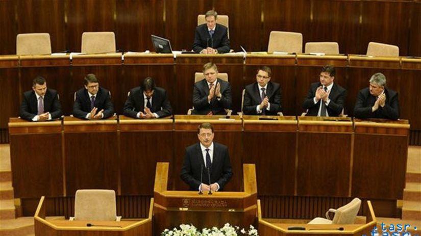 parlament, NR SR, poslanci, Paška