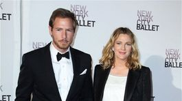 Drew Barrymore a Will Kopelmann