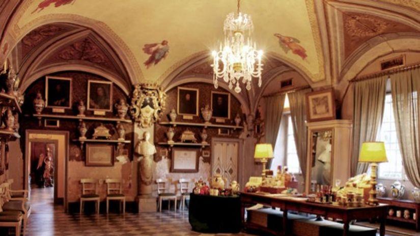 Lekáreň Mediciovcov, Florencia