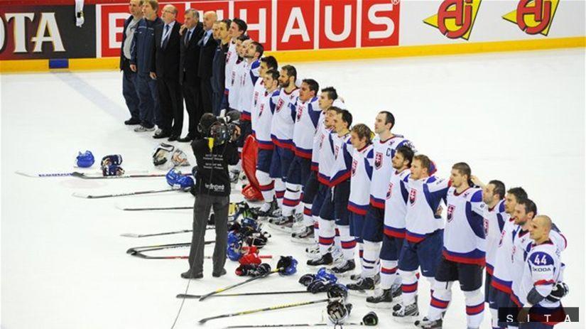 Slovensko, radosť