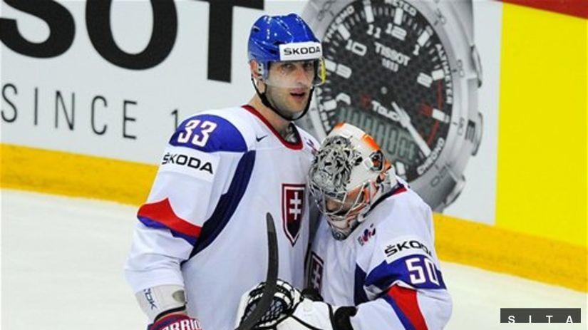 Aj striebro je krásne! Slováci podľahli vo finále MS Rusom 2 6 - MS ... 0ccf57552a