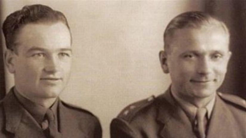 Jozef Gabčík, Ján Kubiš