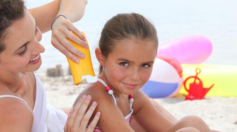 pláž, leto, slnko, pokožka, opaľovanie, UV...