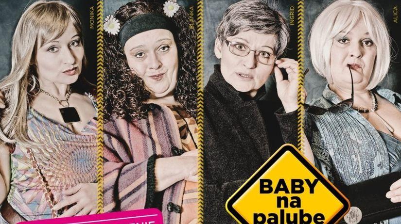 47 baby 4X Nové komické duo Oľgy Belešovej a...