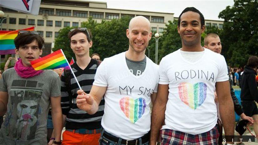 Dúhový Pride 2012