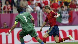 Fernando Torres, Gianluigi Buffon