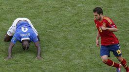 Mario Balotelli, Jordi Alba