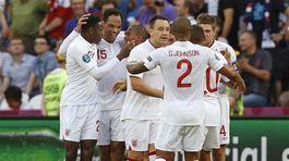 Anglicko, futbalisti