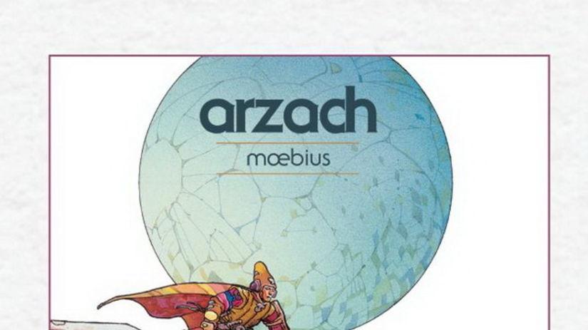Moebius: Arzach, Crew, Praha 2012