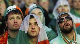 Írsko, fanúšikovia