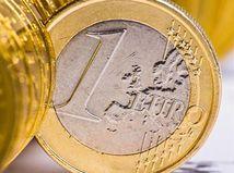 Euro, peniaze, mince