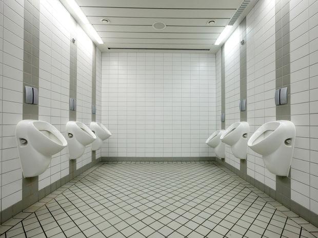 toaleta, WC, pisoár, močový mechúr, moč