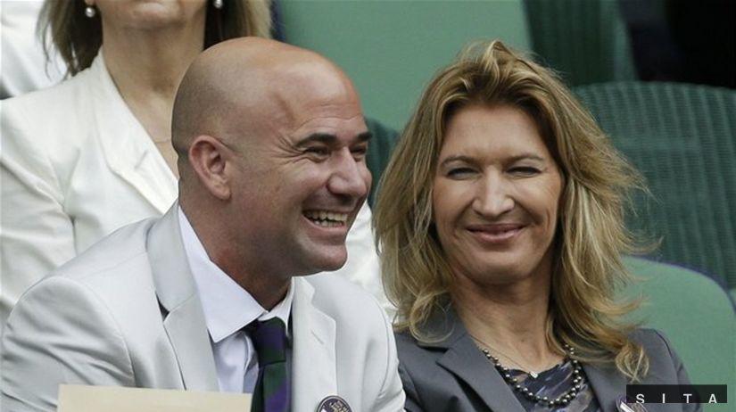 Andre Agassi, Steffi Grafová