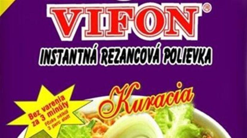 Polievka Vifon