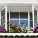 Okno, bývanie, reality
