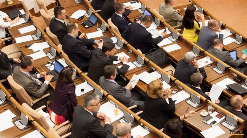 parlament, vláda, poslanci