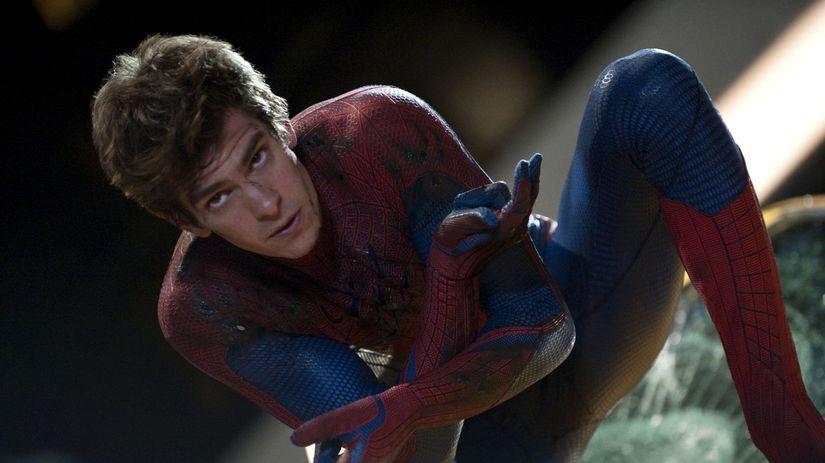 36 spider man Spider-Mana stvárňuje v novom...