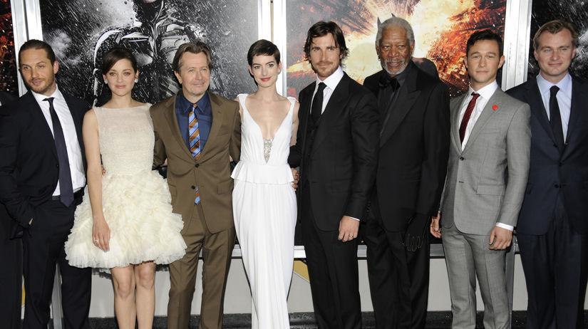 Premiere The Dark Knight Rises NY