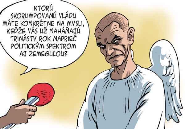 Karikatúra 19.07.2012