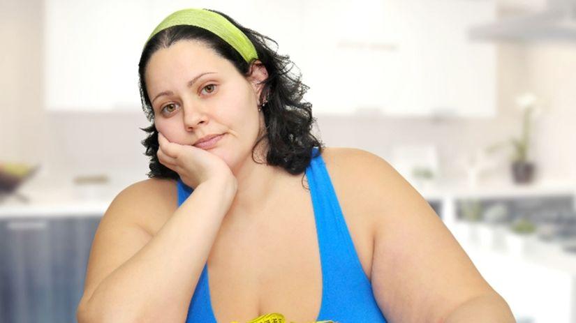 obezita, tučnota, nadváha, hmotnosť, chudnutie,...