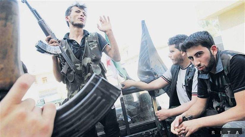 Sýrski protivládni povstalci