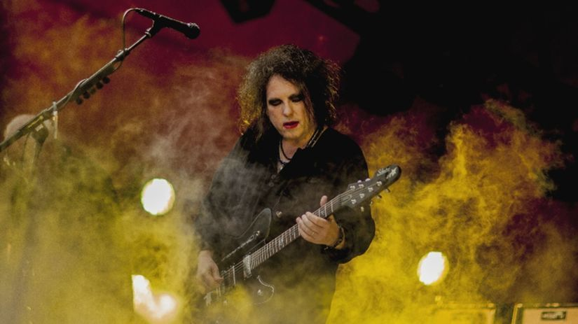 cure robert smith