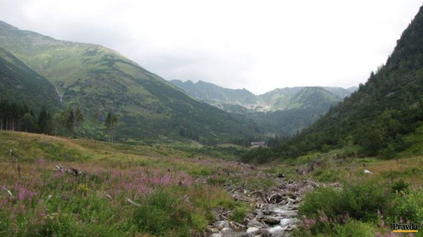 Žiarska dolinaa