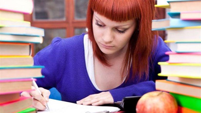 písanie, učenie, knihy, štúdium