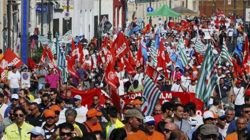 Taliansko, Taranto, odborári