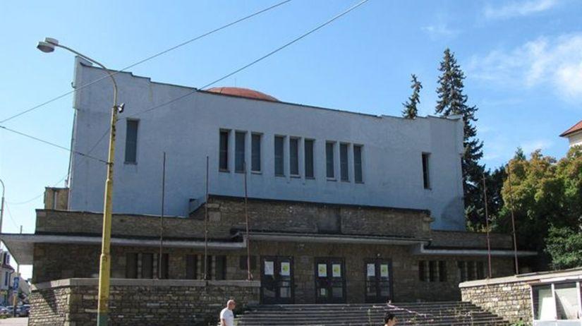synagóga v Žiline
