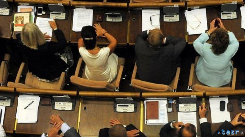 Poslanci, parlament, NR SR