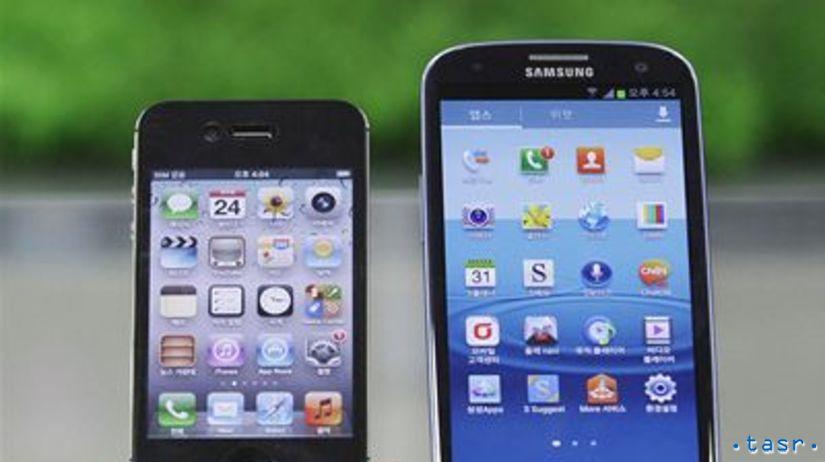iPhone 4S, Samsung Galaxy S3