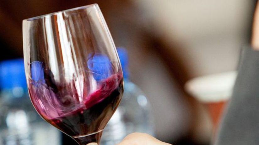 víno, degustácia