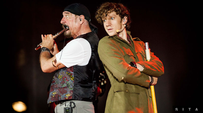 Ian Anderson Ryan o'Donnell Jethro tull