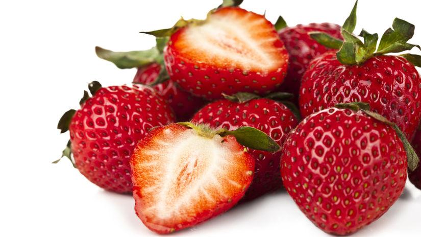jahody, ovocie