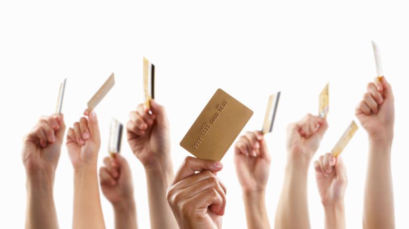kreditka, kreditná, karta, účet