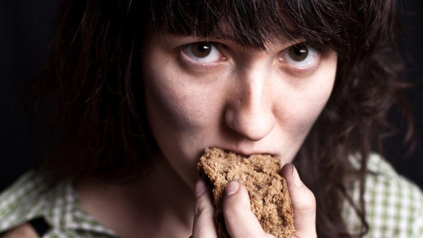 sacharidy - chlieb v jedálničku