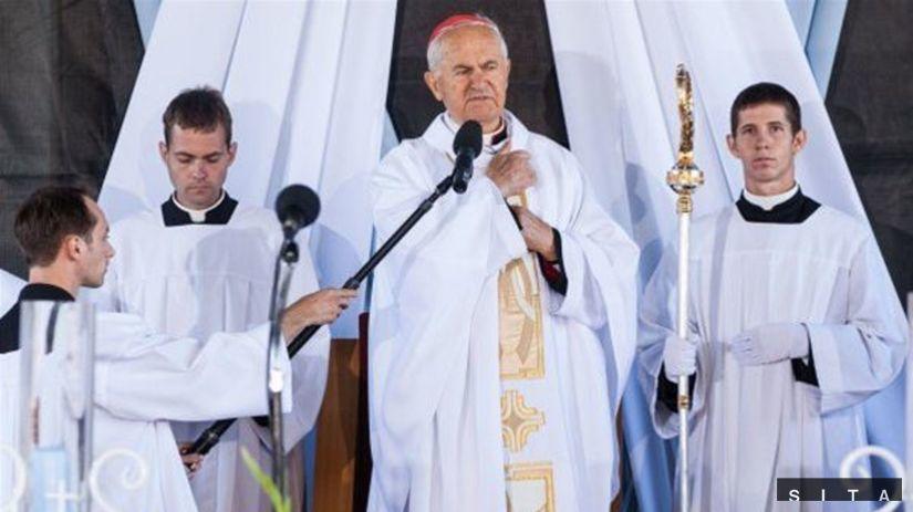 kardinál Jozef Tomko